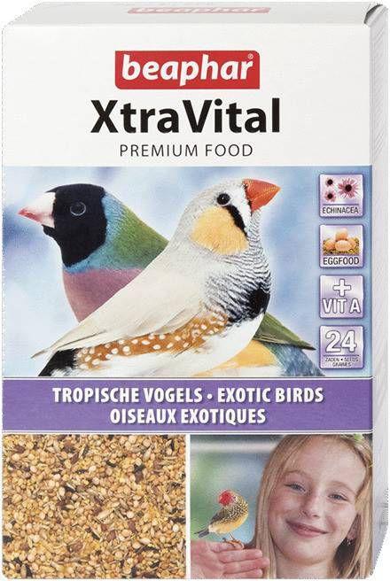 Beaphar 6x XtraVital Tropische Vogel 500 gr online kopen