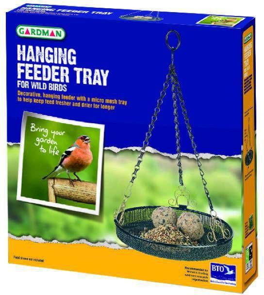 Metalen voeder tray model hangend online kopen