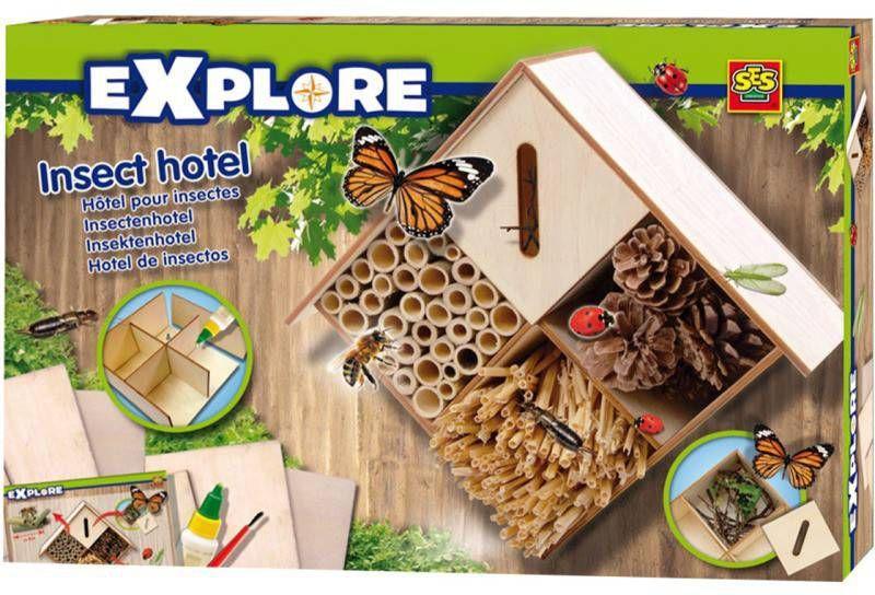 SES insectenhotel online kopen