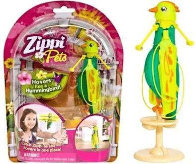 Zippi Pets Bird Groen Speelfiguur online kopen