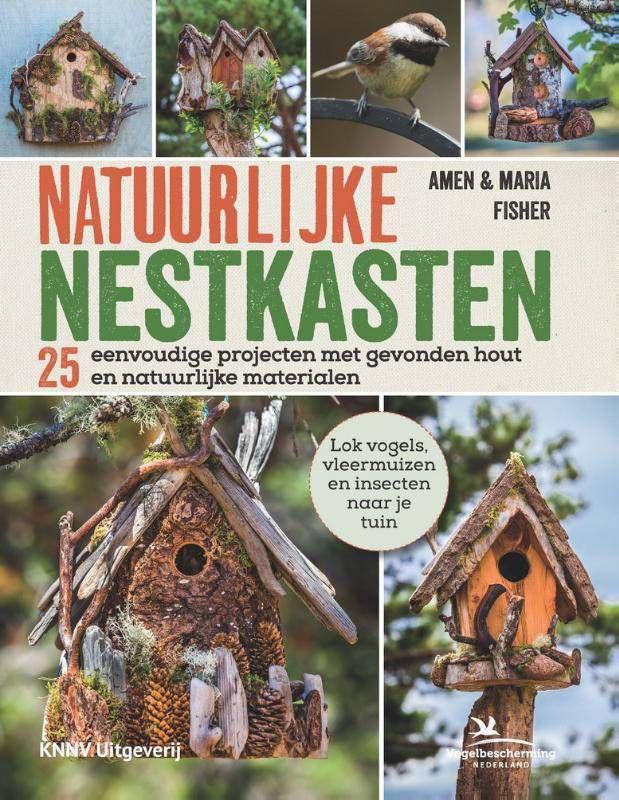 Natuurlijke nestkasten Amen Fischer en Maria Fischer online kopen