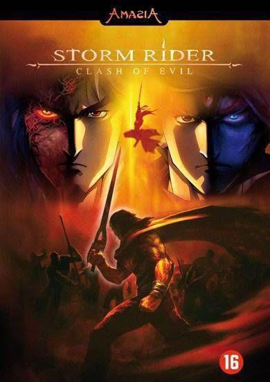 Storm rider clash of evils (DVD) online kopen