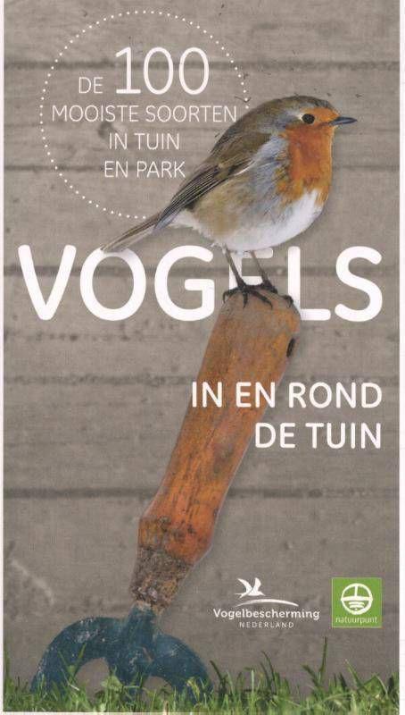 Vogels in en rond de tuin Helga Hofmann online kopen